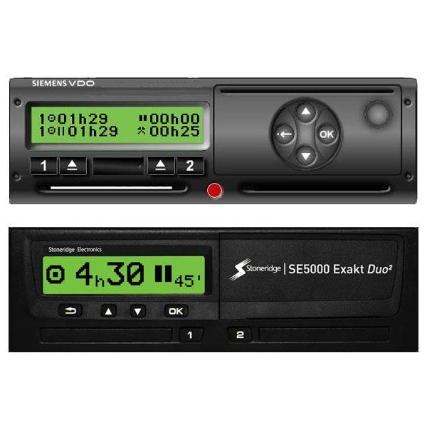 Remote Tachograph Download Solution