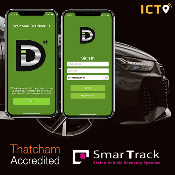 The Smartrack S5 D-ID Vehicle Traker