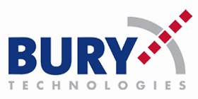 bury technoligies logo