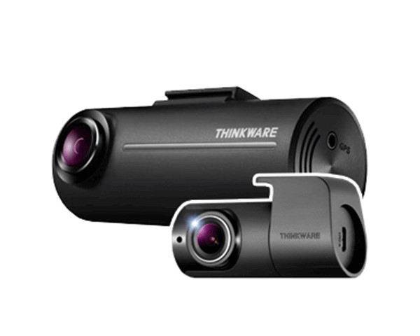 thinkware f100 2ch dash cam standard rear