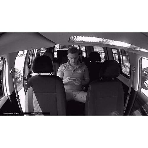 thinkware f100 2 channel taxi dash cam