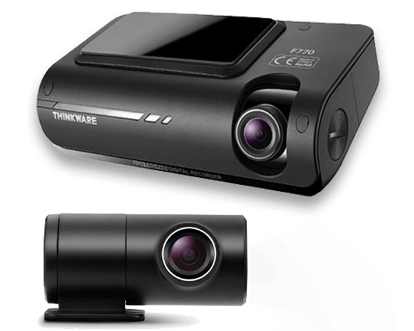 thinkware f770 2ch dashcam