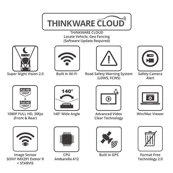thinkware f800 dash cam 2