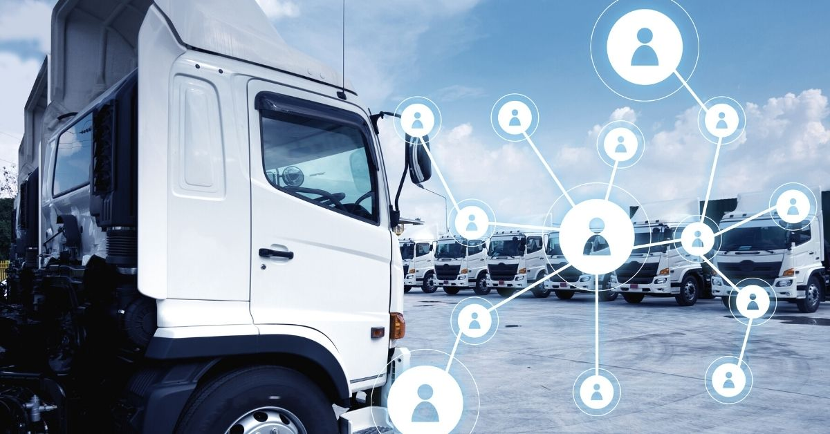 how telematics help with fleet management