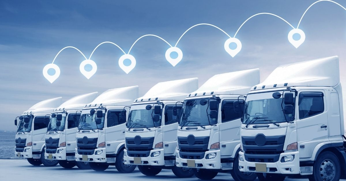 truck fleet tracking solutions uk